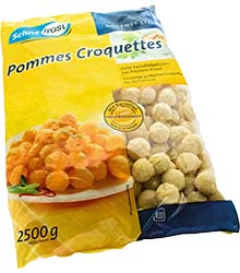 Schne-frost Pommes Croquettes