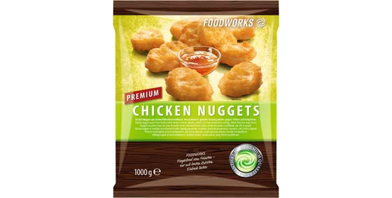 Foodworks Premium Chicken Nuggets / Chicken Wings Buffalo